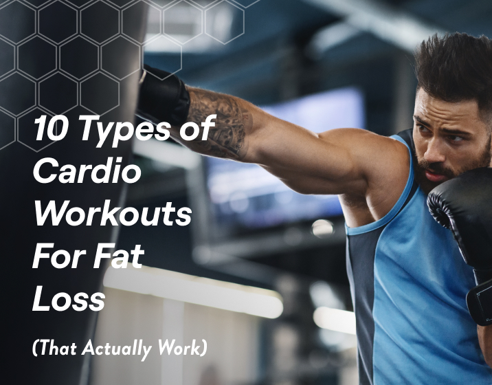 10 types of cardio workouts for fat loss