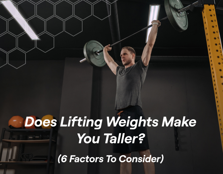 does lifting weights make you taller